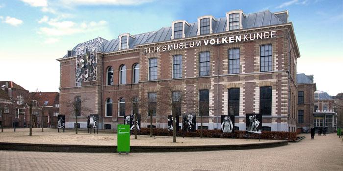 Rijksmuseum voor Volkenkunde, Leiden