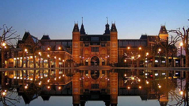 Het Rijksmuseum, Amsterdam